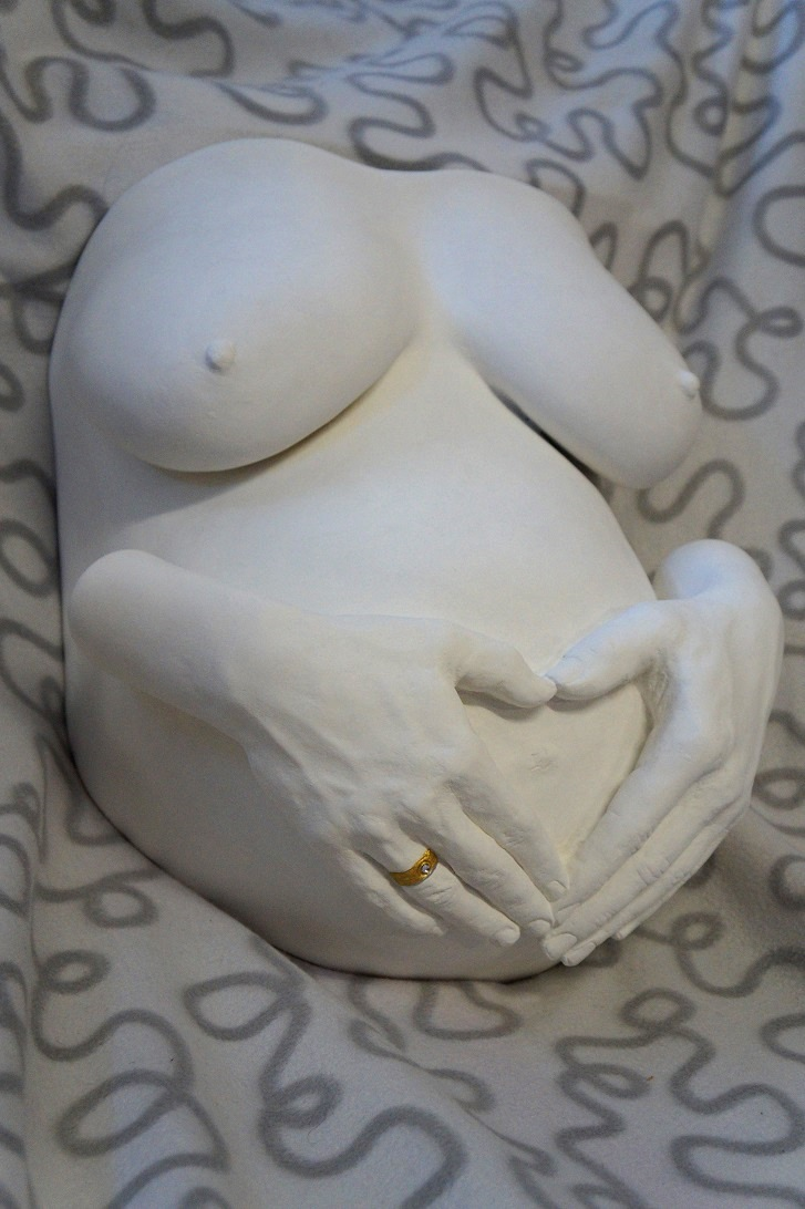NA WE Design Babybauch Kunst